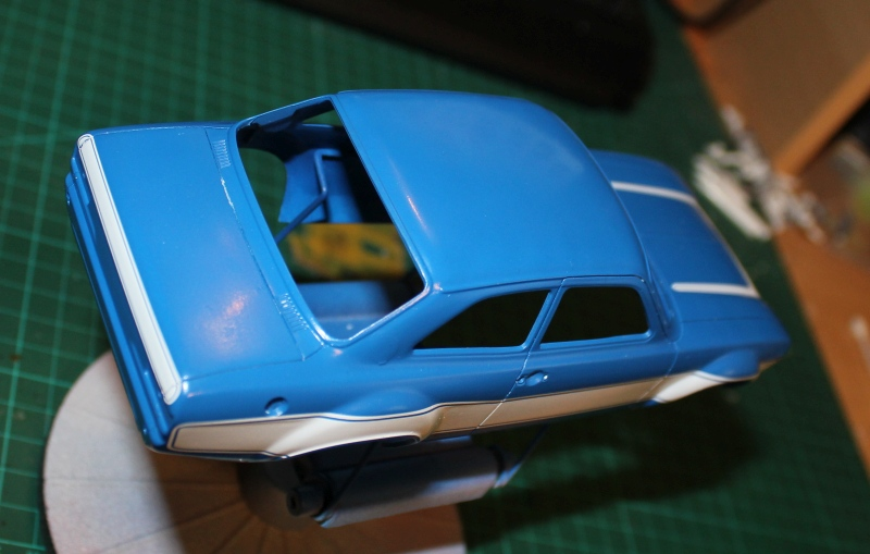Ford Escort RS1600 MkI / Fast & Furious 6 [Belkit + Renaissance 1/24] 1110