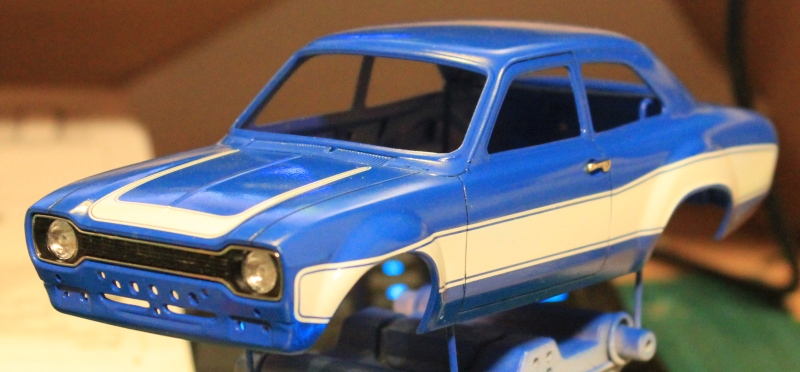 Ford Escort RS1600 MkI / Fast & Furious 6 [Belkit + Renaissance 1/24] 1510