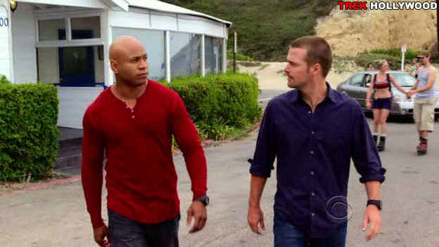 NCIS : Los Angeles (The Only Easy Day) 0211