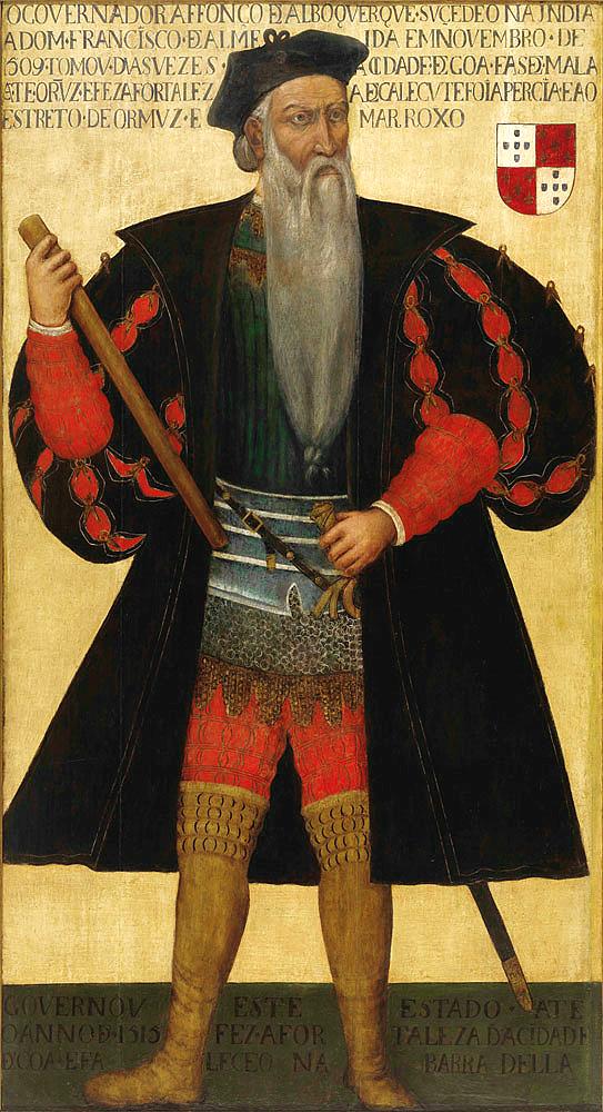 [Les Portugais en Inde 1500] Contexte historique Afonso11