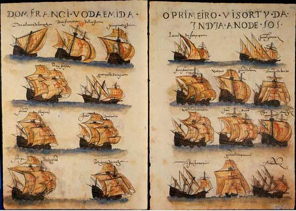 [Les Portugais en Inde 1500] Contexte historique Almeid11