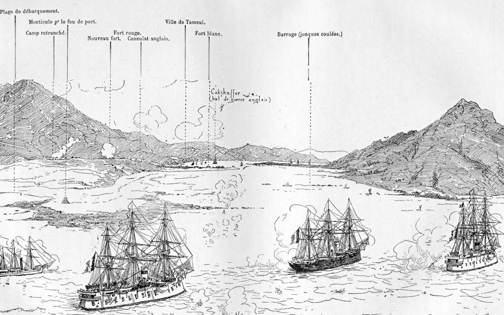 [Marine Coloniale] Grosse canonnière  1850-1920 28mm  Bombar10
