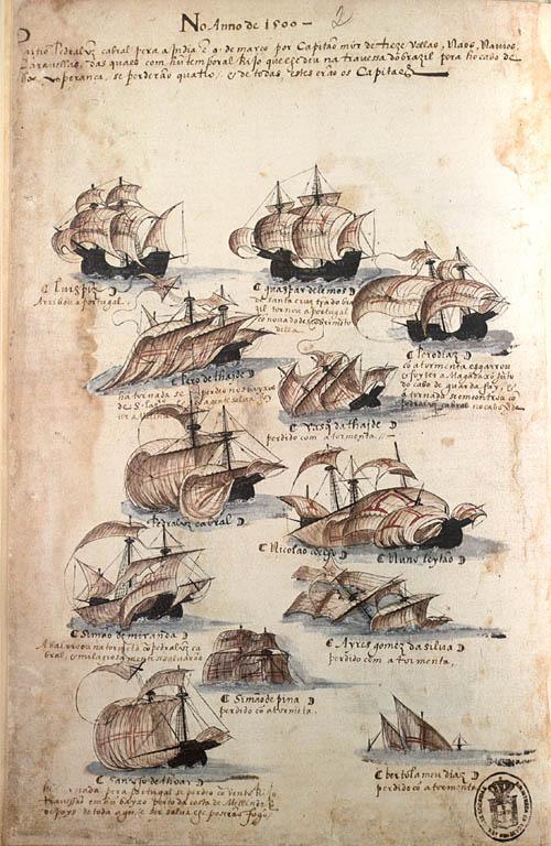 [Les Portugais en Inde 1500] Contexte historique Cabral11