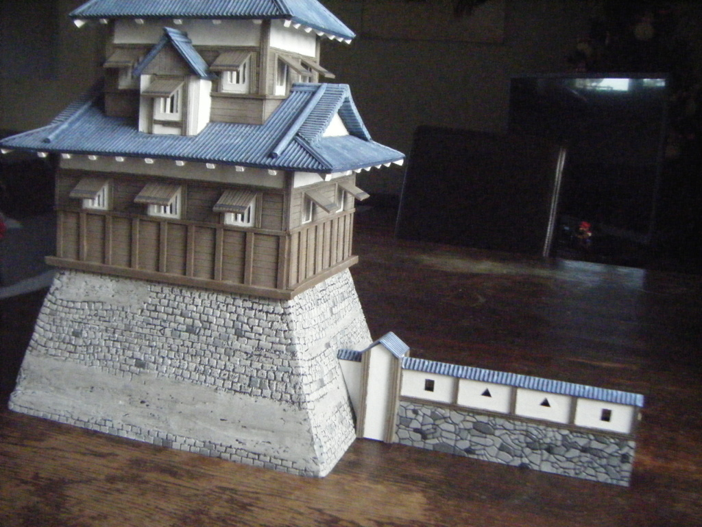 [Sengoku Jidaï] Le château ! Connec11