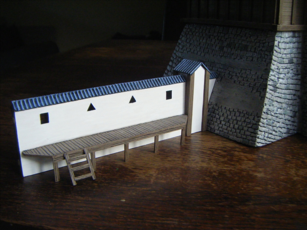 [Sengoku Jidaï] Le château ! Connec12