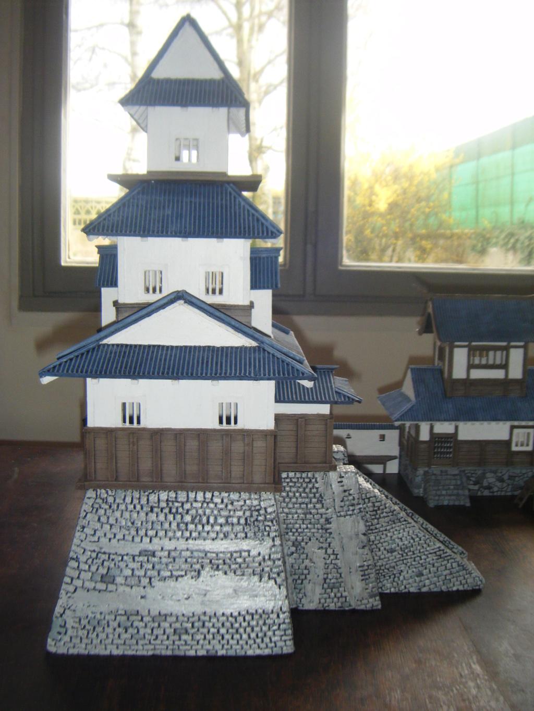 [Sengoku Jidaï] Le château ! Donjon12