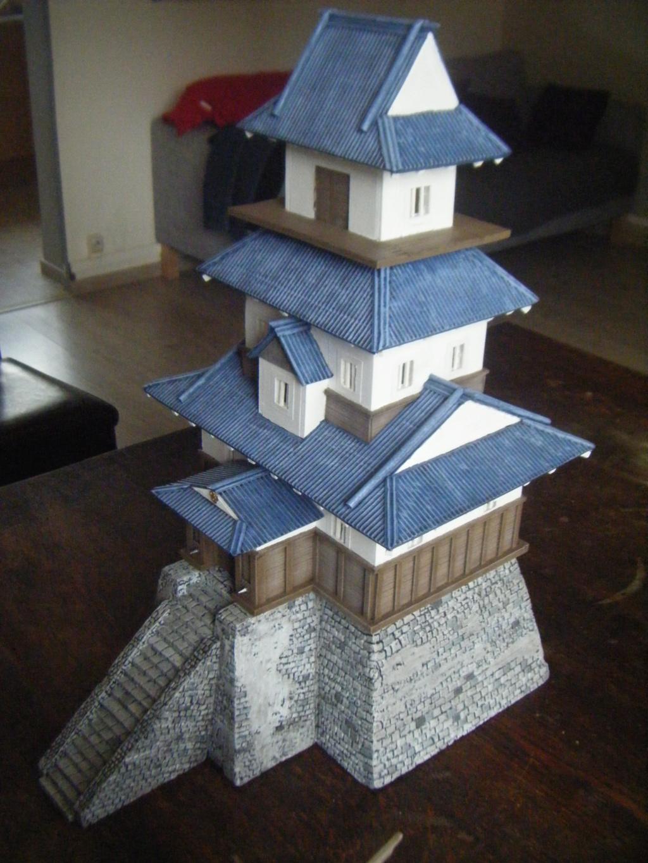 [Sengoku Jidaï] Le château ! Donjon13