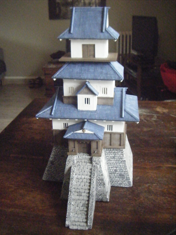 [Sengoku Jidaï] Le château ! Donjon14