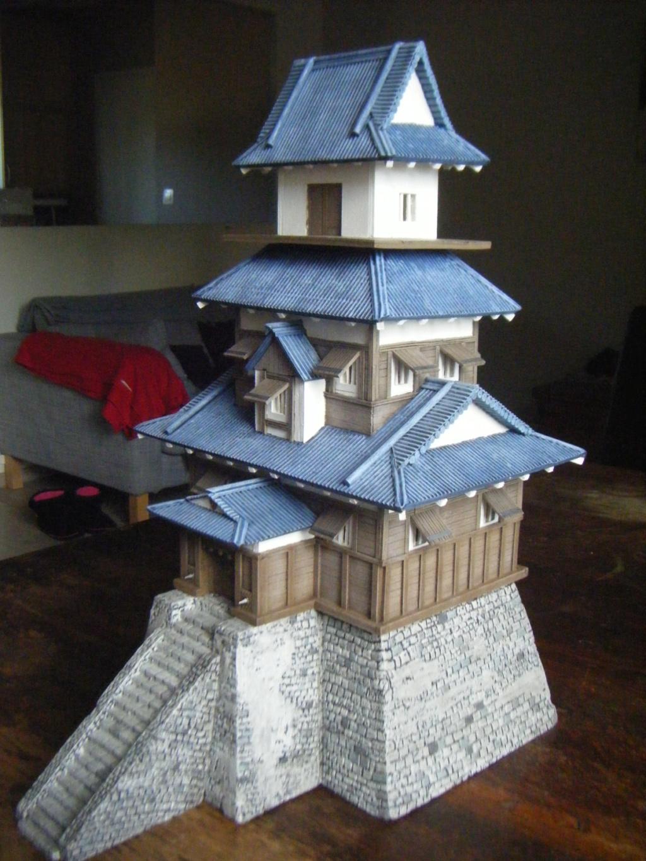 [Sengoku Jidaï] Le château ! Donjon15