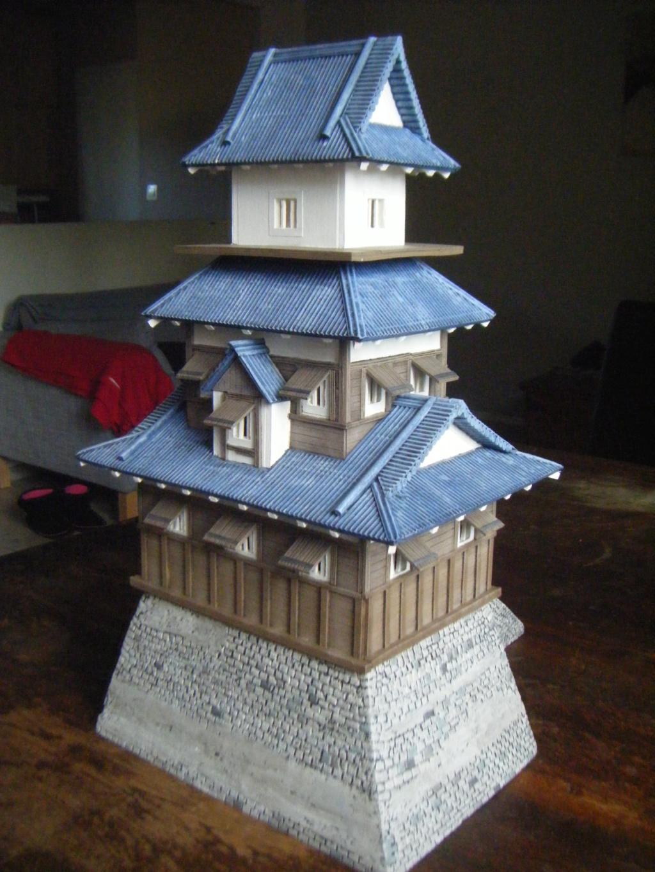 [Sengoku Jidaï] Le château ! Donjon17