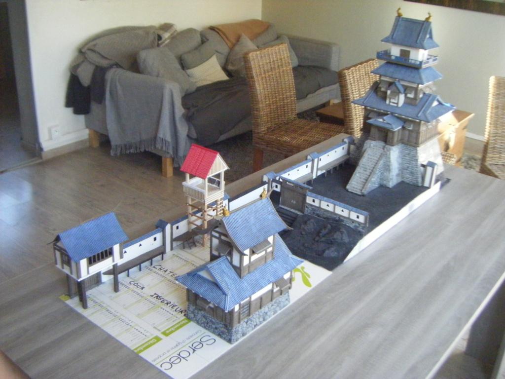 [Sengoku Jidaï] Le château ! Dscf0014