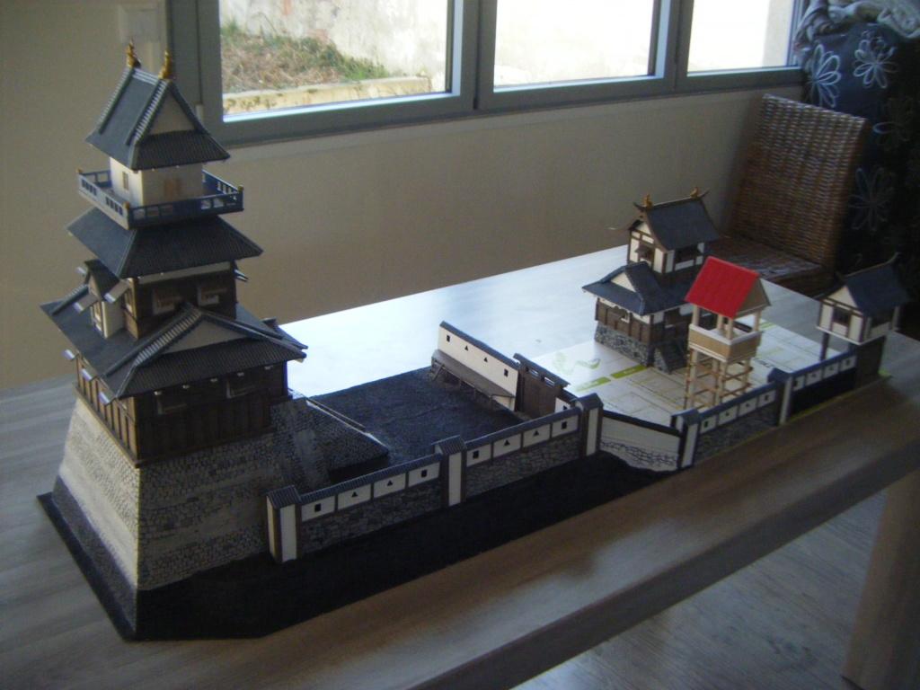 [Sengoku Jidaï] Le château ! Dscf0016