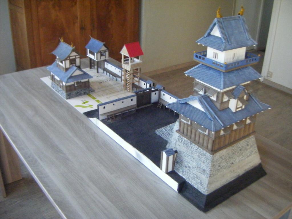 [Sengoku Jidaï] Le château ! Dscf0017