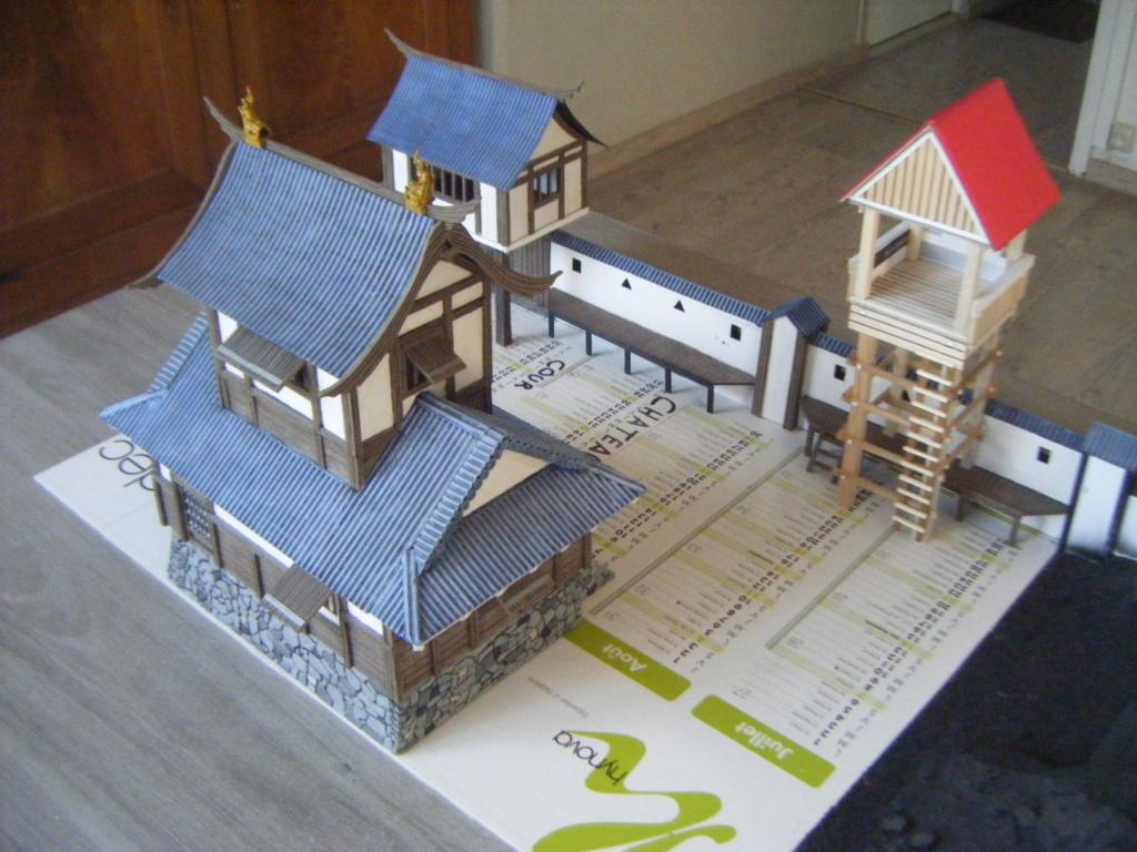 [Sengoku Jidaï] Le château ! Dscf0018