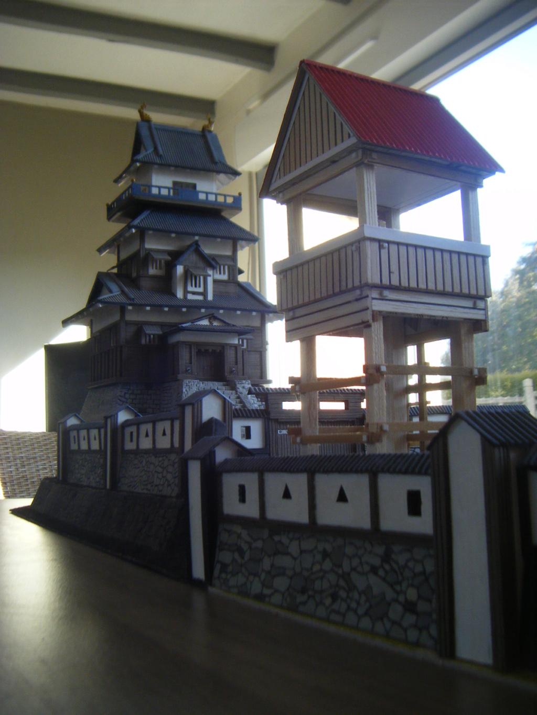 [Sengoku Jidaï] Le château ! Dscf0022