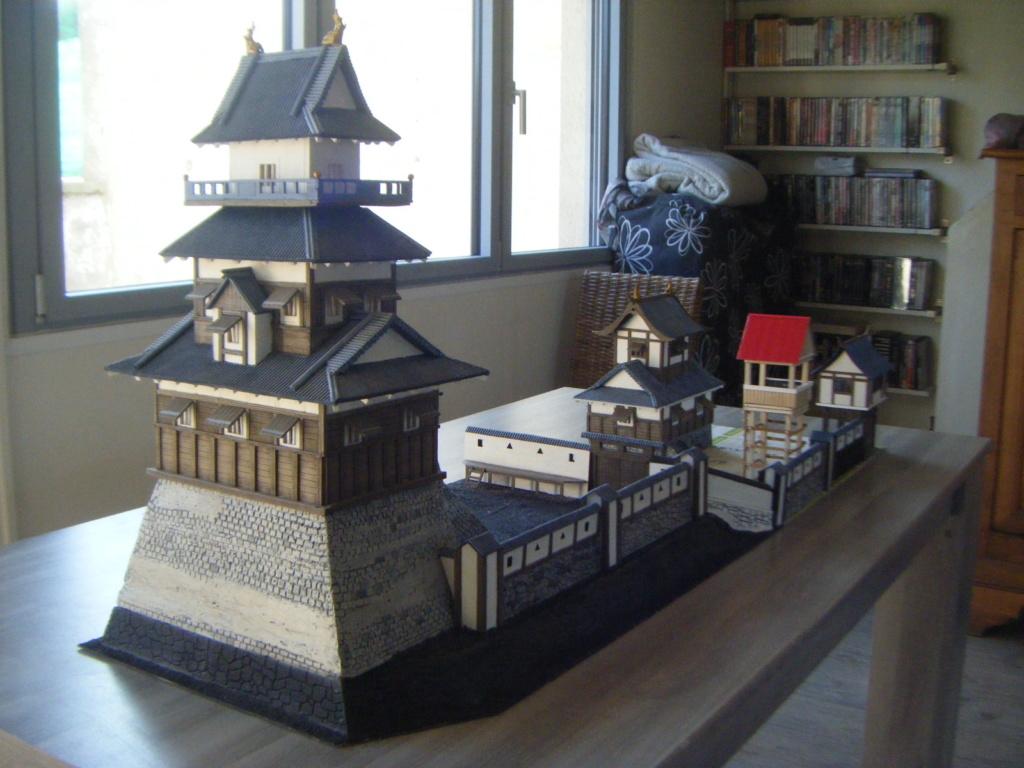 [Sengoku Jidaï] Le château ! Dscf0023