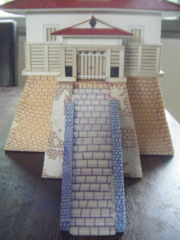 [Sengoku Jidaï] Le château ! Dscf8411