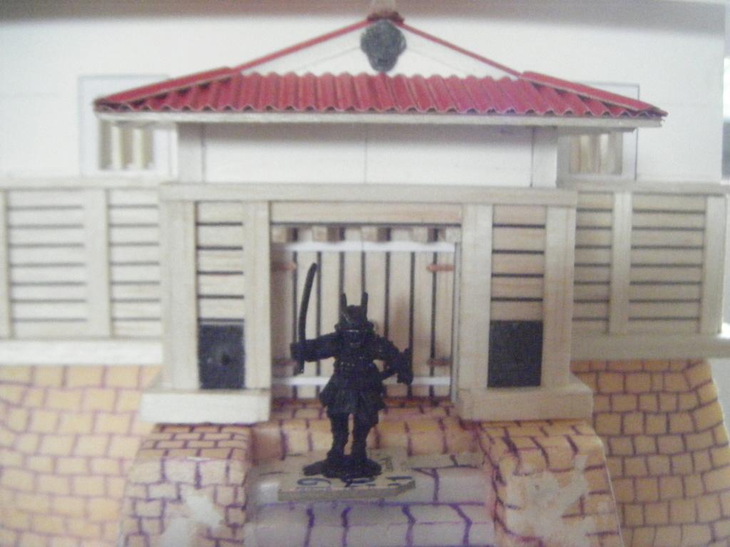 [Sengoku Jidaï] Le château ! Dscf8414