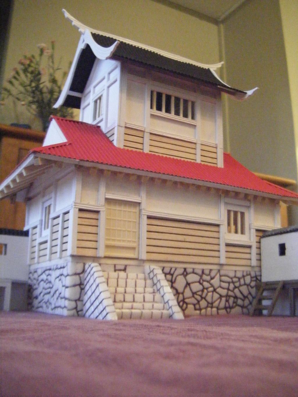 [Sengoku Jidaï] Le château ! Dscf8714