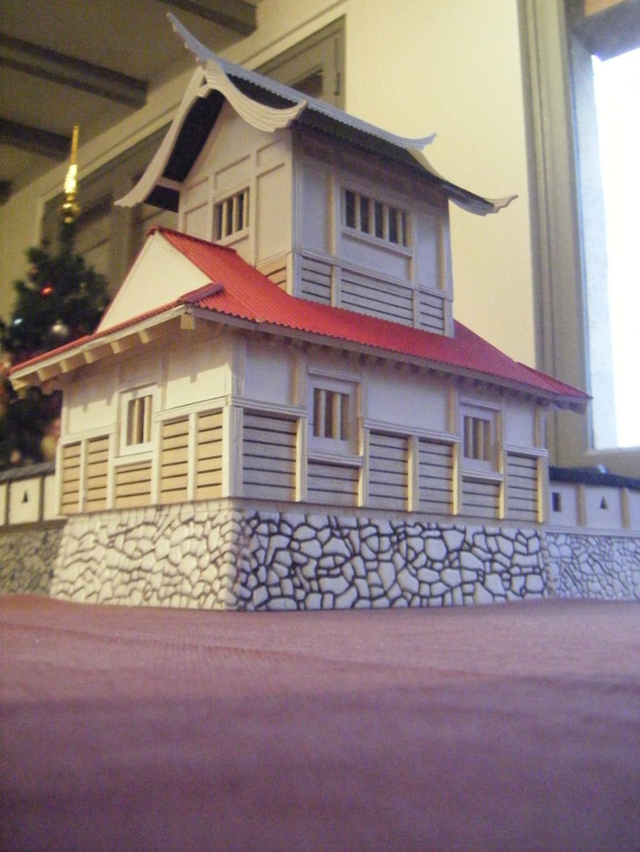 [Sengoku Jidaï] Le château ! Dscf8716