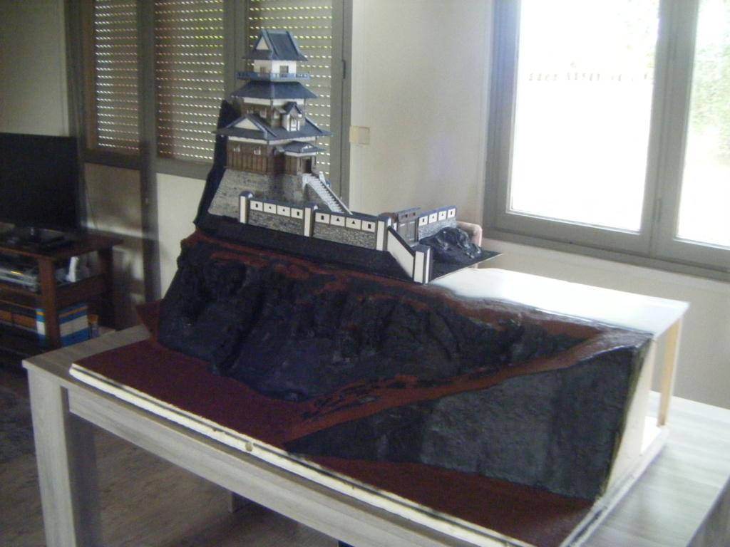 [Sengoku Jidaï] Le château ! Dscf9512