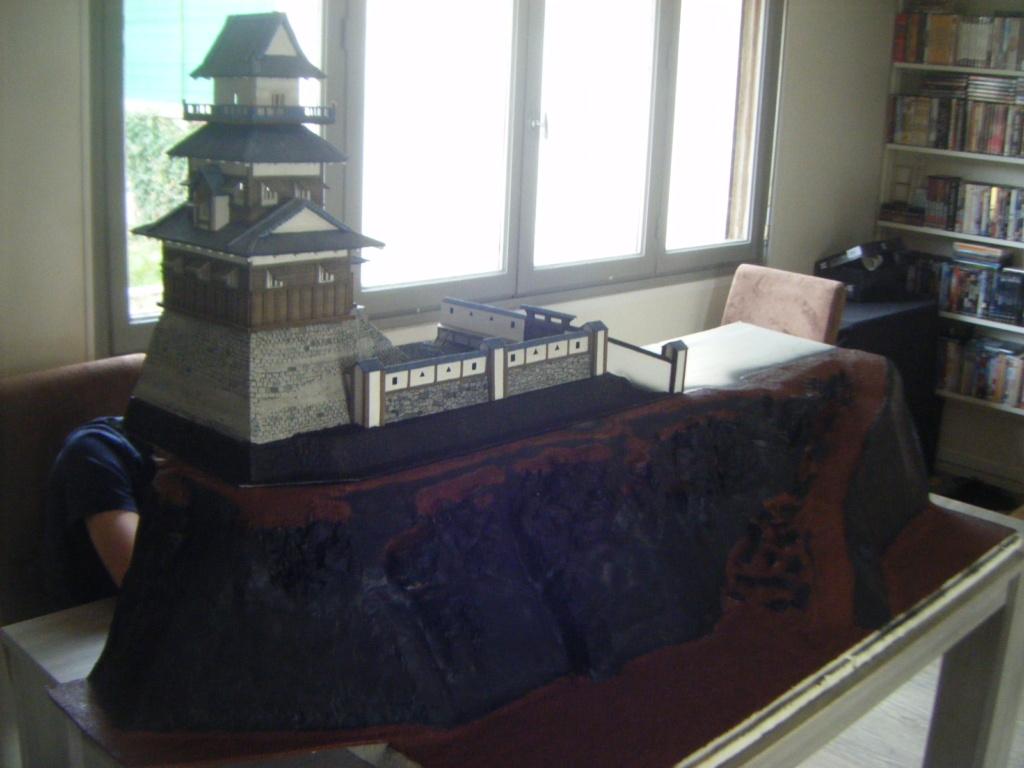 [Sengoku Jidaï] Le château ! Dscf9610