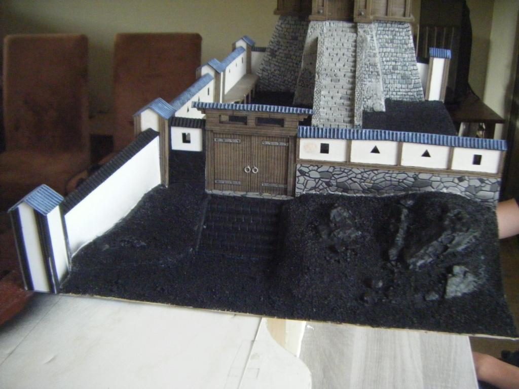 [Sengoku Jidaï] Le château ! Dscf9611