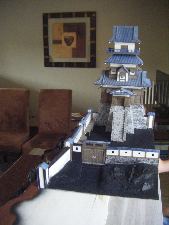 [Sengoku Jidaï] Le château ! Dscf9612