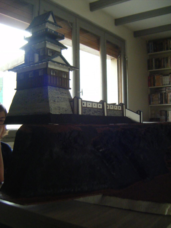 [Sengoku Jidaï] Le château ! Dscf9613
