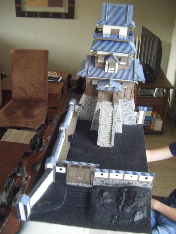 [Sengoku Jidaï] Le château ! Dscf9616