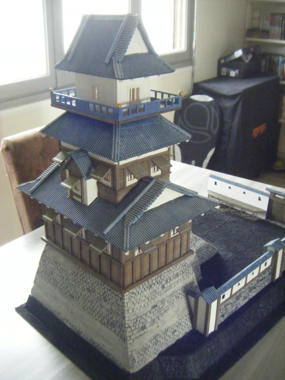 [Sengoku Jidaï] Le château ! Dscf9617