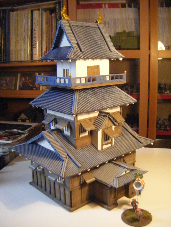 [Sengoku Jidaï] Le château ! Dscf9831