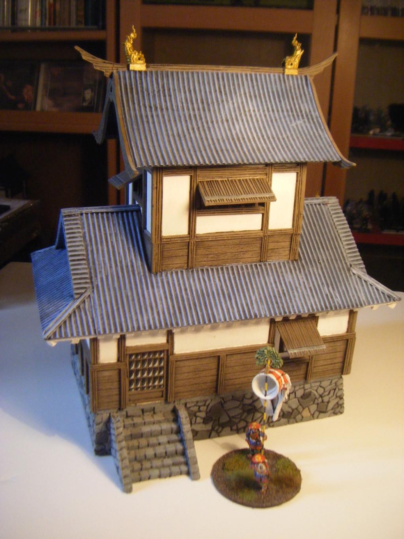 [Sengoku Jidaï] Le château ! Dscf9832