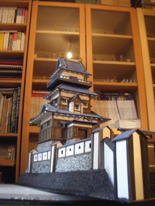 [Sengoku Jidaï] Le château ! Dscf9836