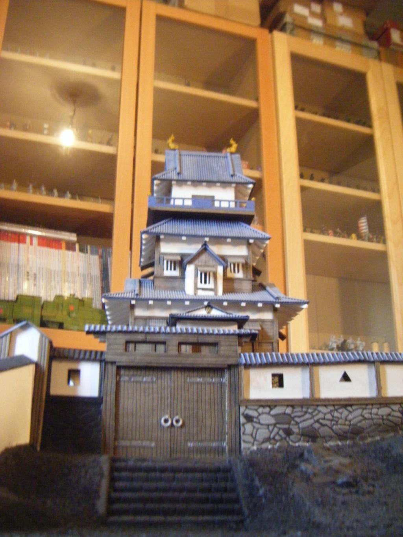 [Sengoku Jidaï] Le château ! Dscf9837