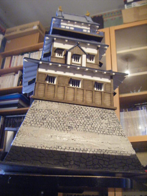 [Sengoku Jidaï] Le château ! Dscf9839