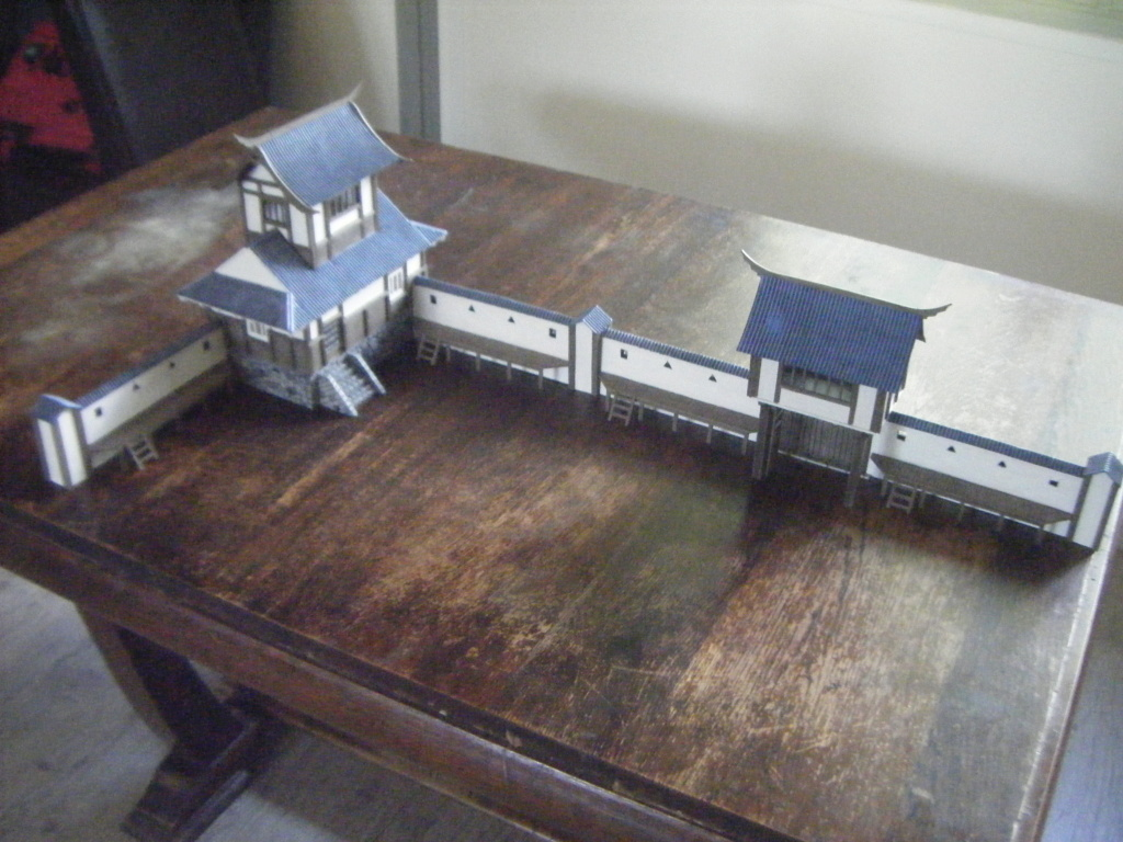 [Sengoku Jidaï] Le château ! Entrzo14