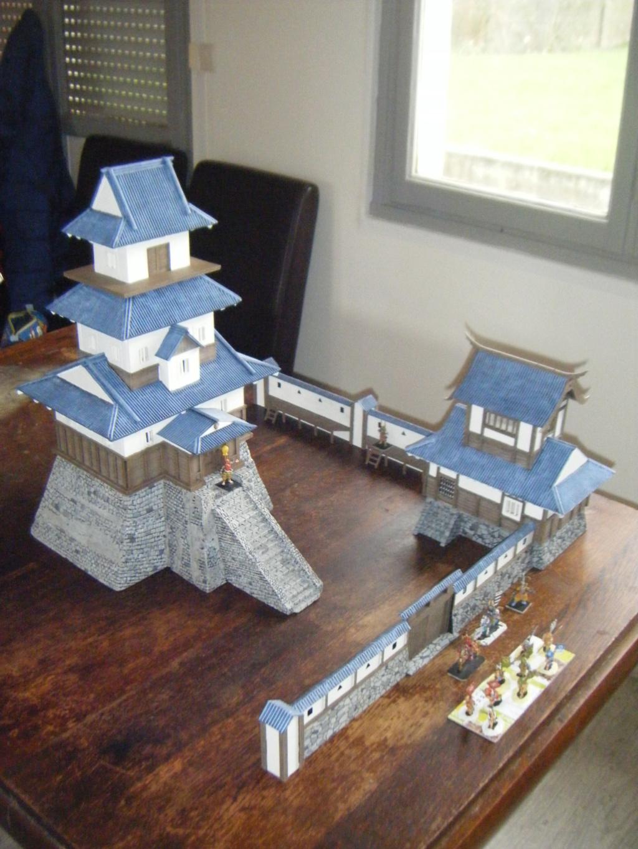 [Sengoku Jidaï] Le château ! Forter10