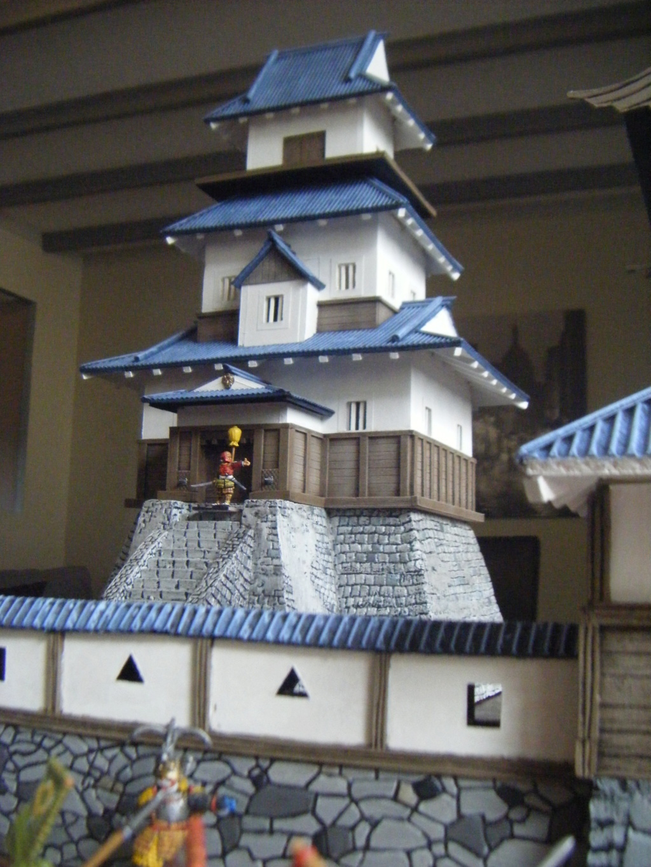 [Sengoku Jidaï] Le château ! Forter11