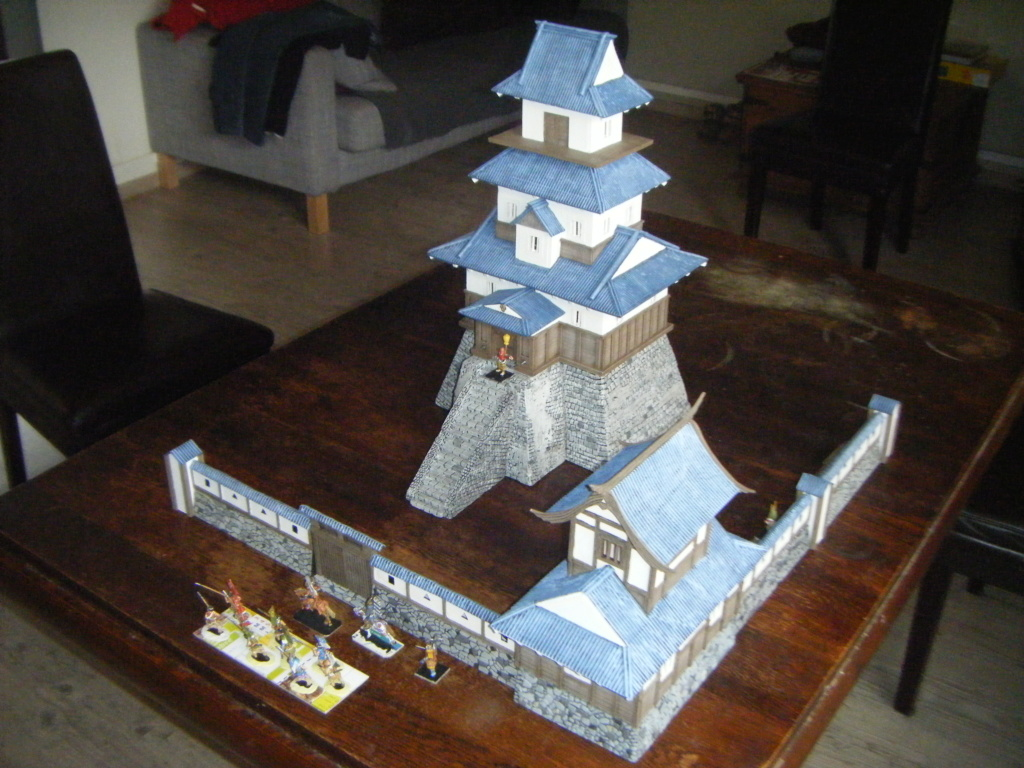 [Sengoku Jidaï] Le château ! Forter12