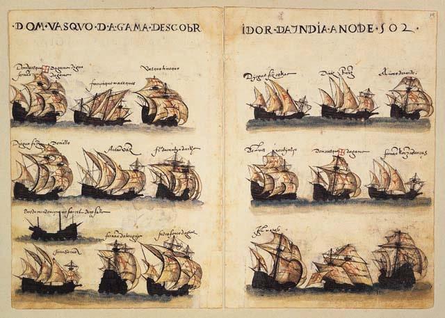 [Les Portugais en Inde 1500] Contexte historique Gama_a11