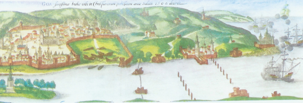 [Les Portugais en Inde 1500] Contexte historique Goa10