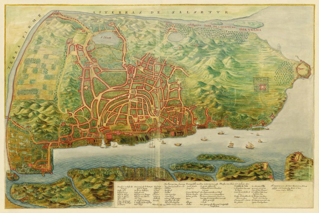 [Les Portugais en Inde 1500] Contexte historique Goa_an10