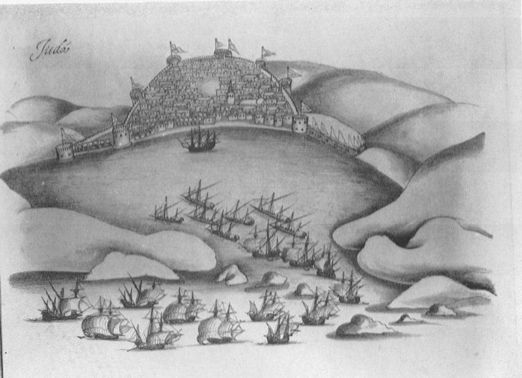 [Les Portugais en Inde 1500] Contexte historique Jeddah10