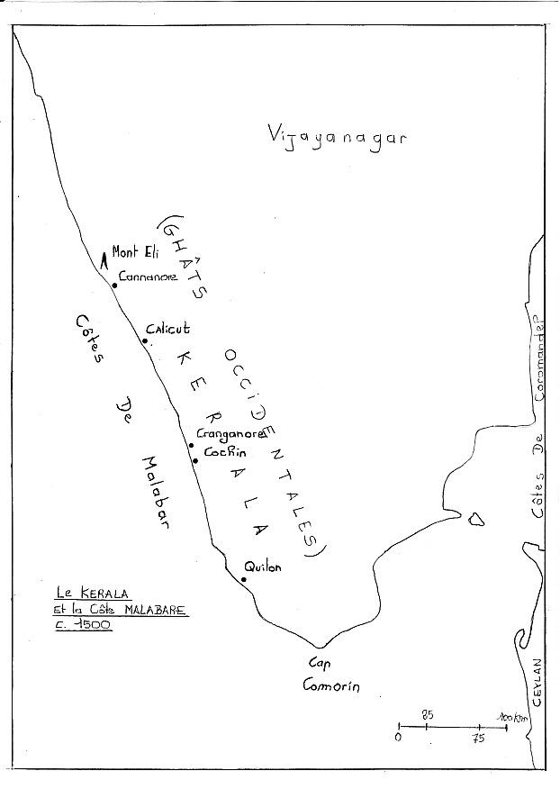 [Les Portugais en Inde 1500] Contexte historique Kerala11