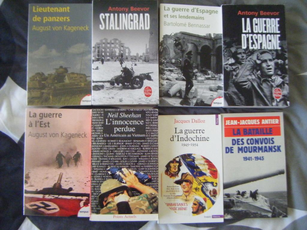 [VENTE] Livres Histoire & Histoire militaire , et League of 6 Livres12