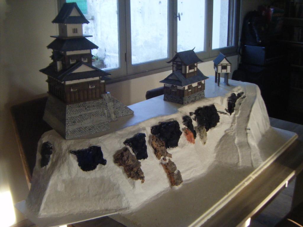 [Sengoku Jidaï] Le château ! Motte_12