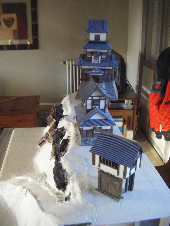 [Sengoku Jidaï] Le château ! Motte_13