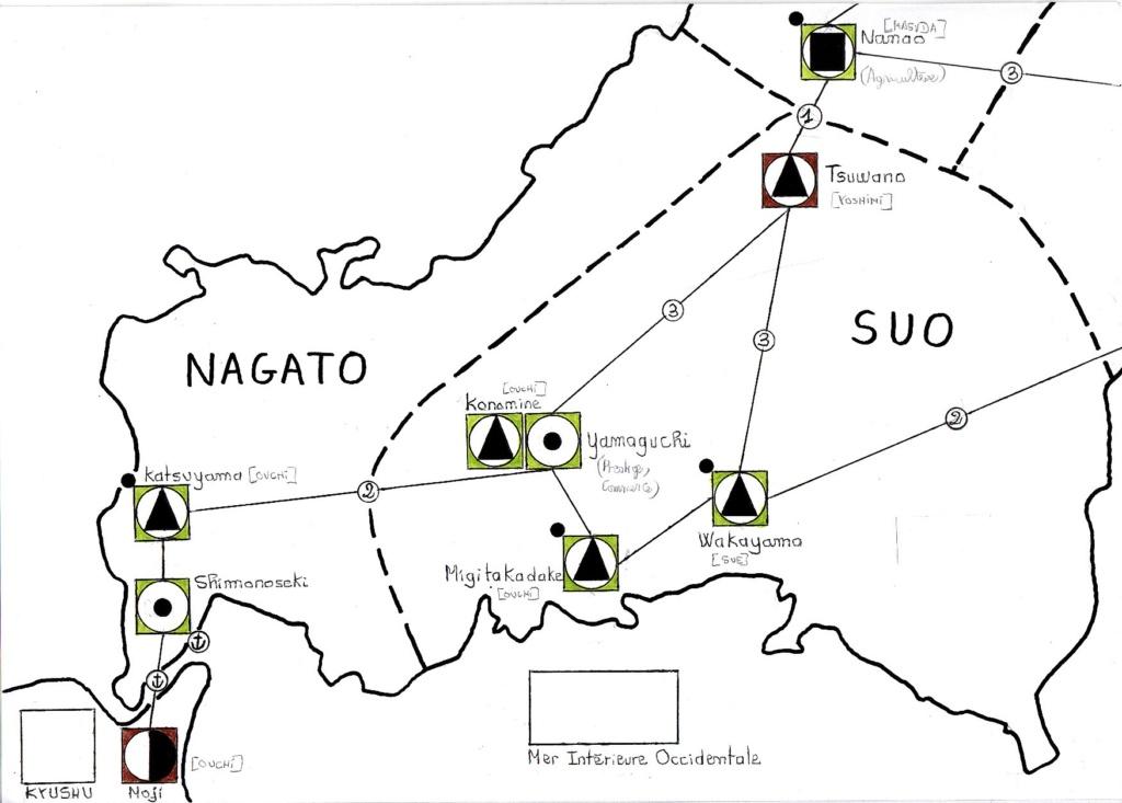 [WIP] Chugoku, l'autre Sengoku Jidaï 1520-1580 Nagato10