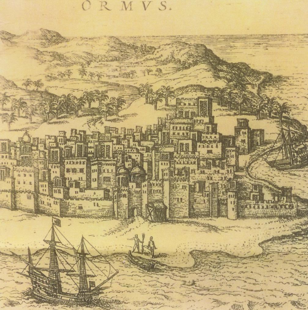 [Les Portugais en Inde 1500] Contexte historique Ormuz11